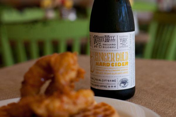 Ginger Gold Hard Cider