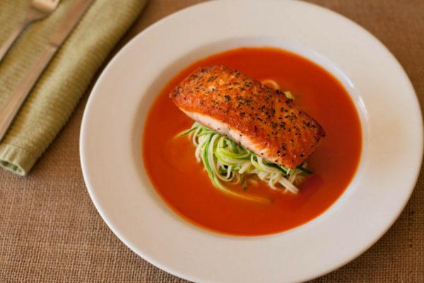 Roasted Salmon*